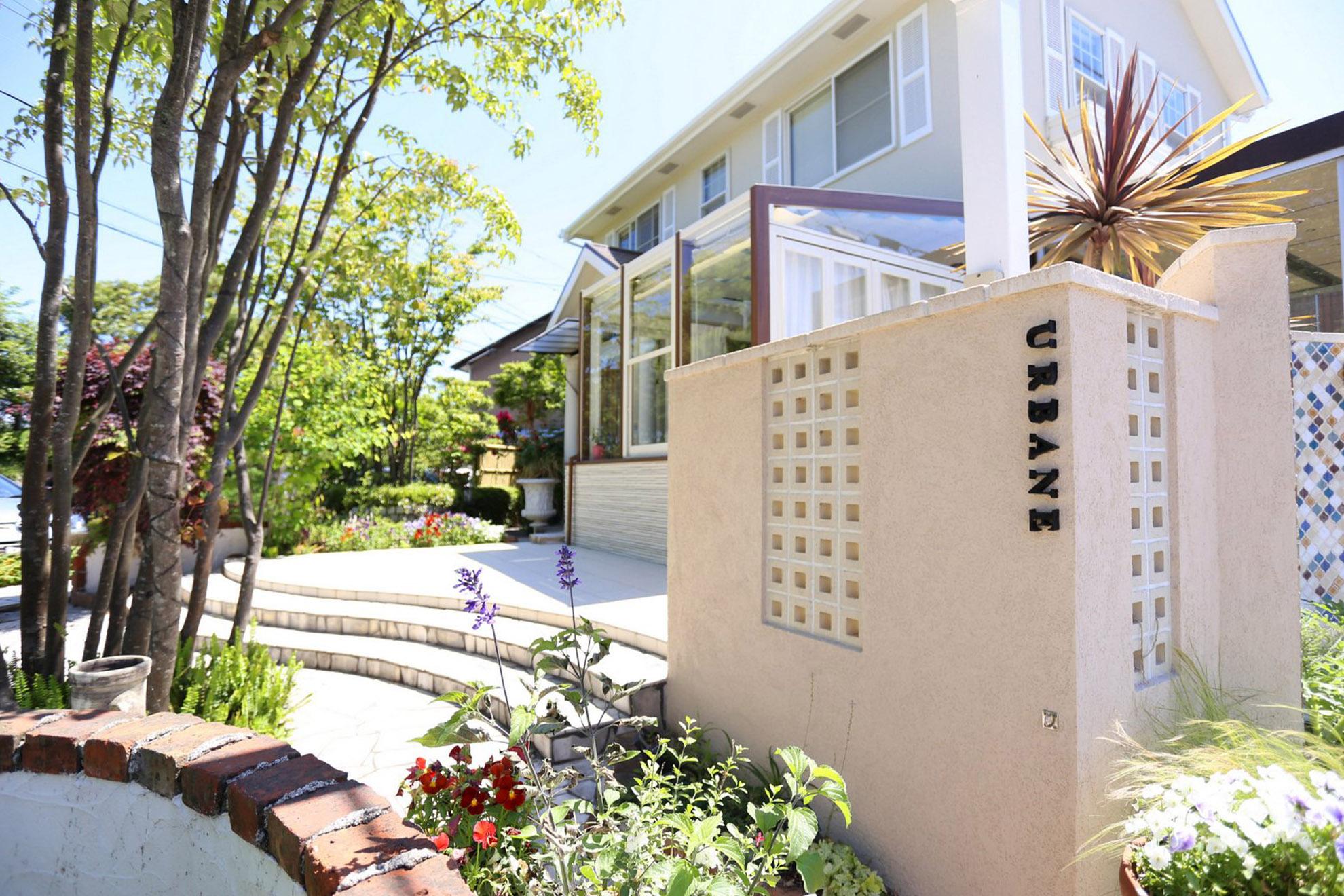 UEBANE(アーベイン)外構|庭造り|三重県津市003